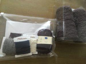 ミクニッツコーヒー豆の手袋