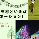 東京ドイツ村といえばイルミネーション!地元袖ケ浦の人しか知らない楽しみ方を大公開します